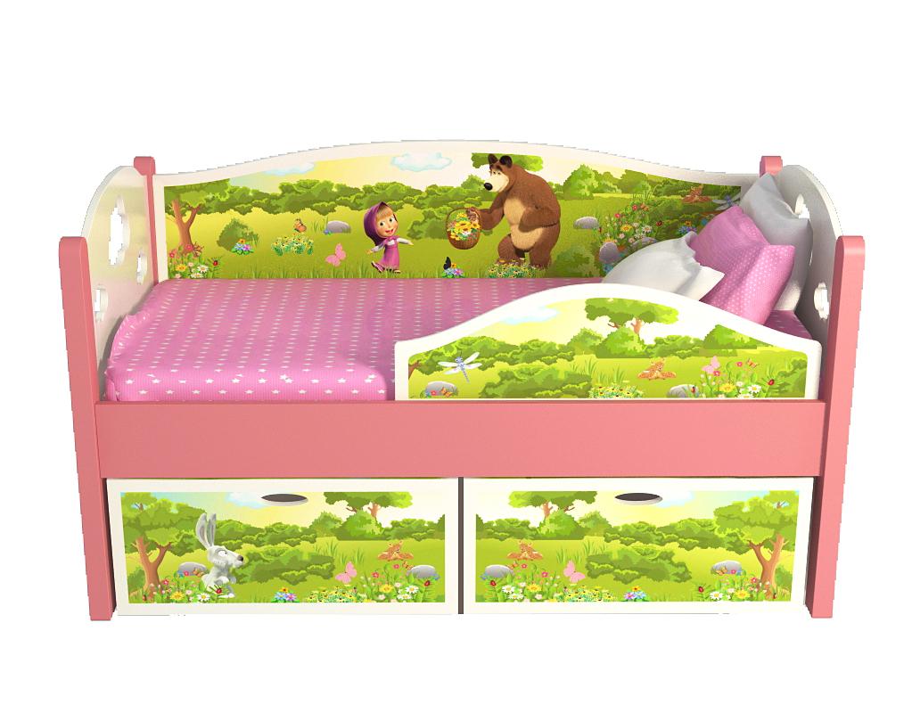 Кроватка для ребенка от 2 лет своими руками 93